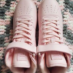 Fila Womens Vulc Mid Pink US 9 New w/o Box
